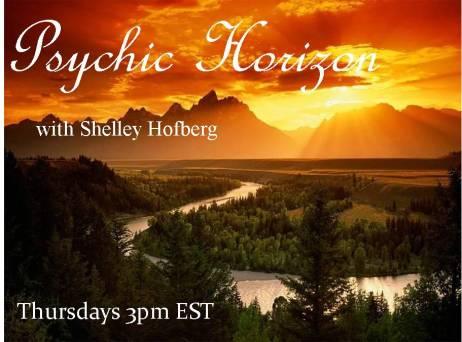 Psychic Horizon Show Banner
