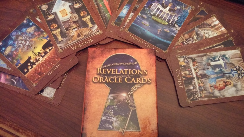 Revelations Oracle Cards