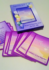 Jacqueline Lunger Chakra Cards