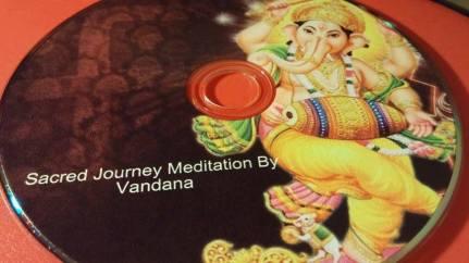 Vandana Meditation CD