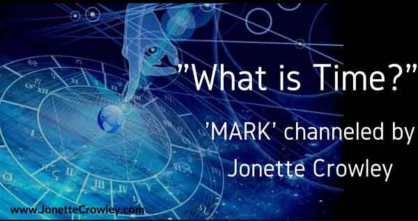 """""""What is Time?"""" by 'MARK'"""