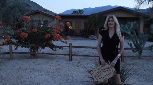 Karen A Dahlman OuijaBoard-Desert