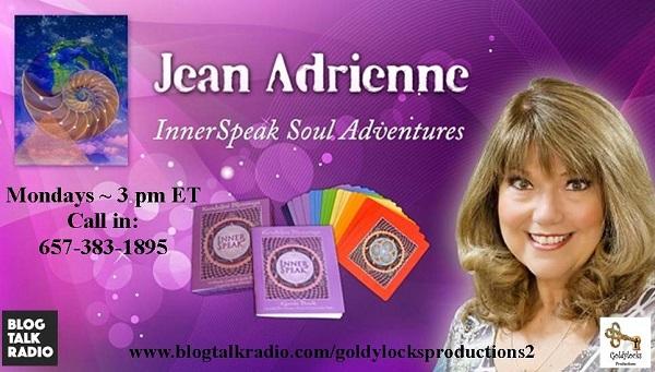 Jean Adrienne BTR Show Banner