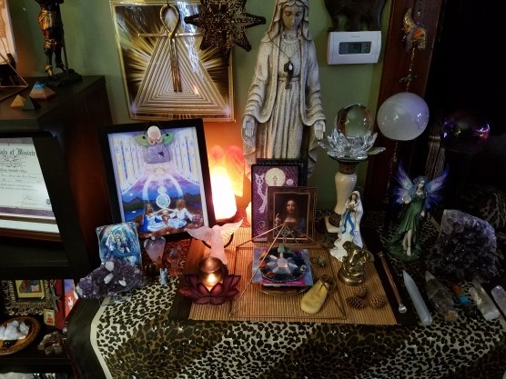 Updated altars