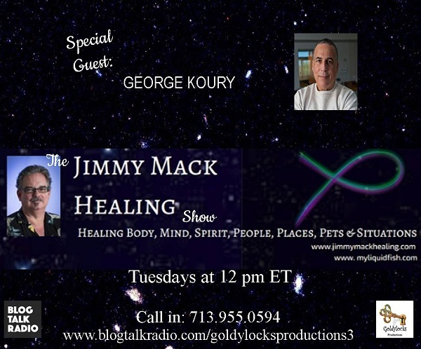 George Koury 10April2018 Show Banner