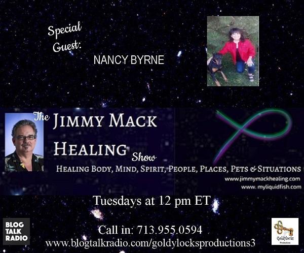 Nancy Byrne 3April2018 Show Banner