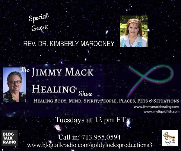 Rev Dr Kimberly Marooney Show Banner 12June2018