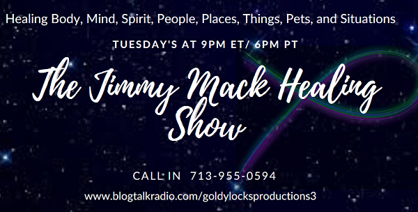 Jimmy Mack Show Banner