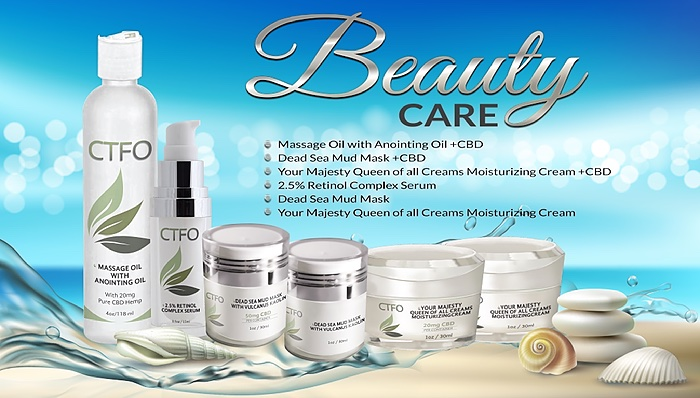 New Products2018 Beauty Care Banner