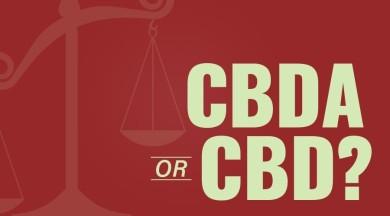 CBDa or CBD