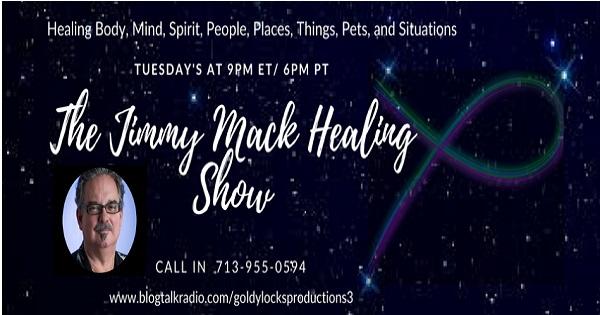 Jimmy Mack Show Banner