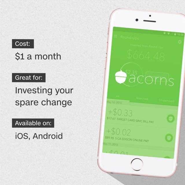 Acorn Investing App