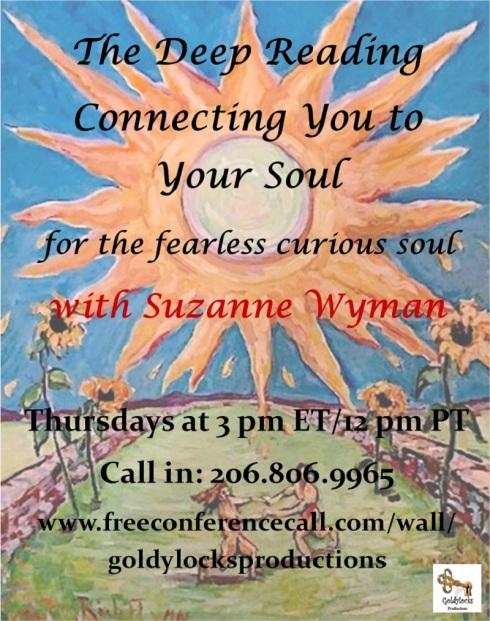 Suzanne Wyman Show Banner