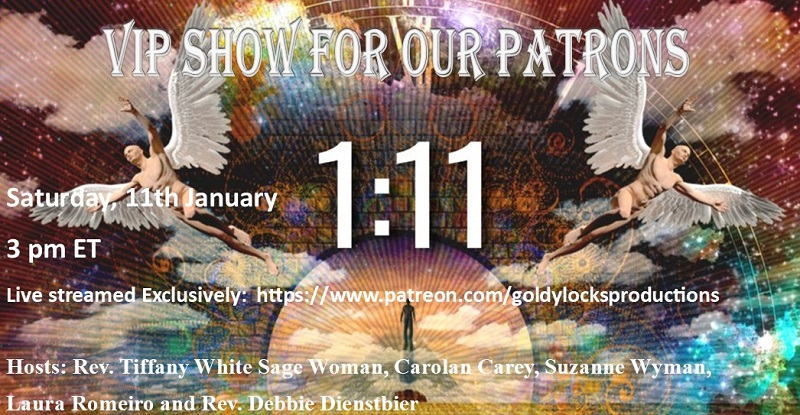 VIP Show for our Patrons Jan2020
