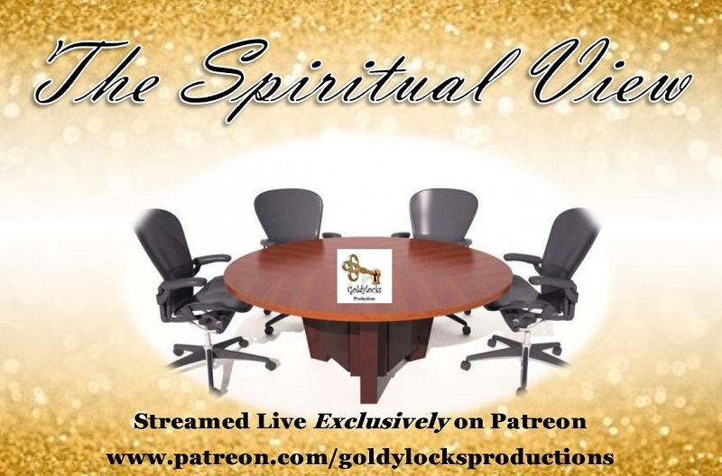 The Spiritual View on Patreon Banner