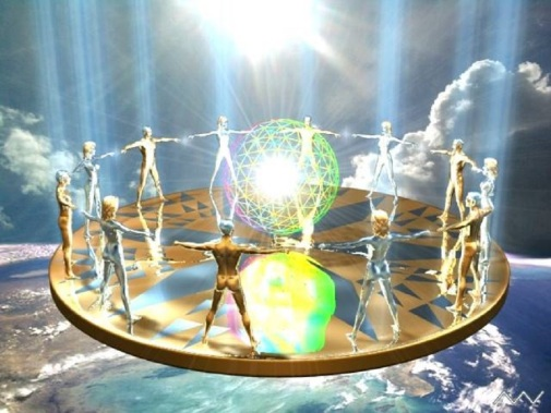 Team of Lightworkers